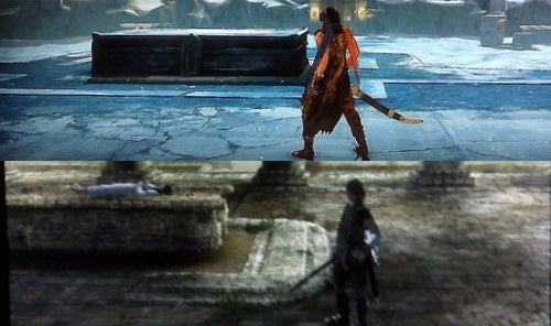 Does Prince Of Persia Copy Shadow Of The Colossus?