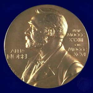 Nobel to Salinger? Nah, He's American