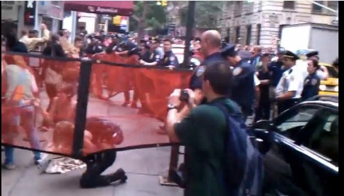 Pepper-Spray Cop Had 'Best Intentions' When He Pepper-Sprayed Protesters