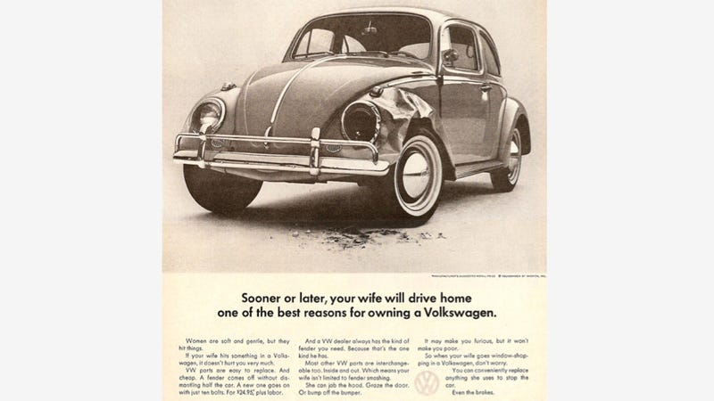 What's The Most Sexist Car Ad Of All Time?