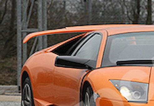 Lamborghini Preparing Rear Wheel Drive Murciélago SV, Largest Wing Ever