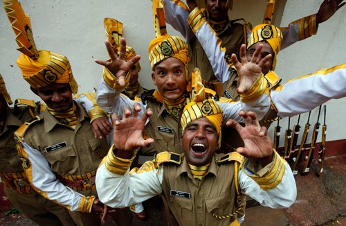 These Men Will Guard India's Nuclear Arsenal