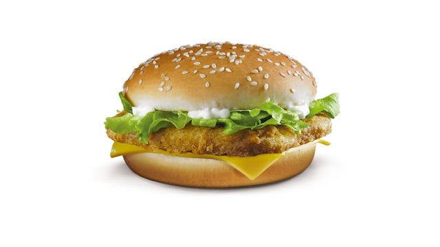 Guy Called the Cops Because His Spicy McChicken Was Too Spicy