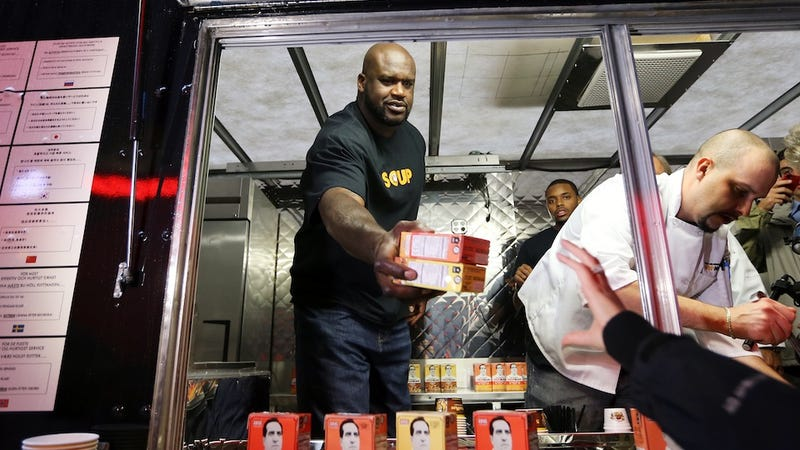Shaq Has Become A Titan Of Business