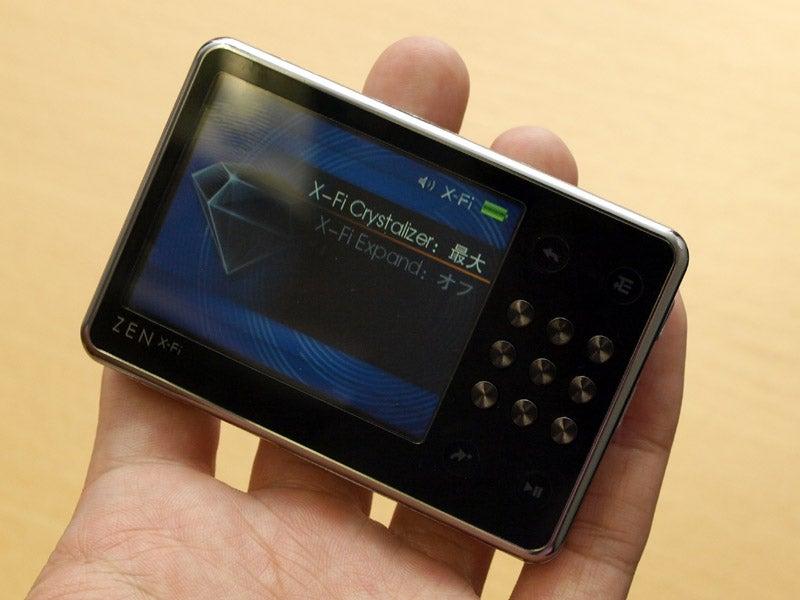 Creative Zen X-Fi Gets Launch Timing, Price