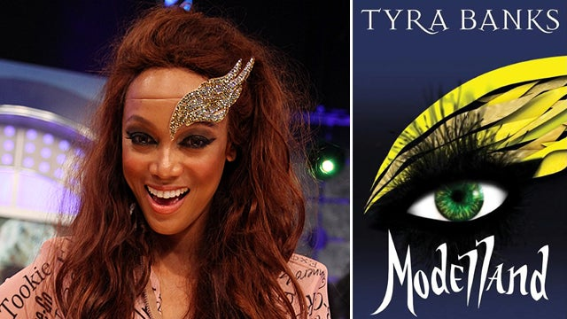 Read The First Chapter Of Tyra Banks' Modelland