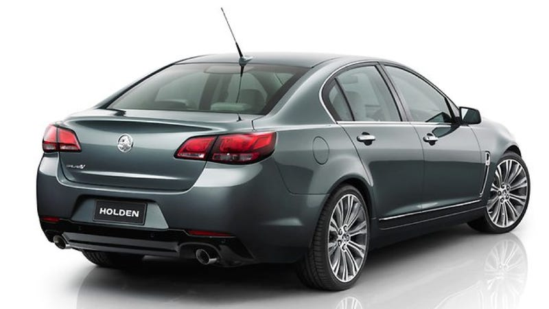 The 2013 Holden VF Commodore: This Is It, But Is It The Last One?