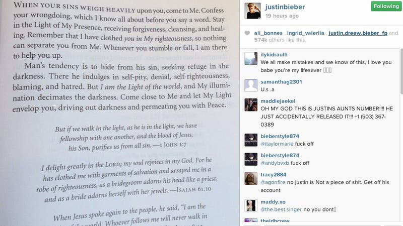 Justin Bieber Apologizes For Second Racist Video