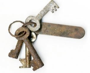 Keys That Could've Saved the Titanic Sold For $137k