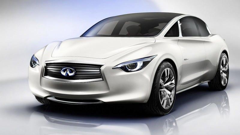 Nissan Etherea Concept is angry, not sleepy
