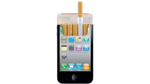 Why I Would Rather Be a Smoker Than an iPhone User