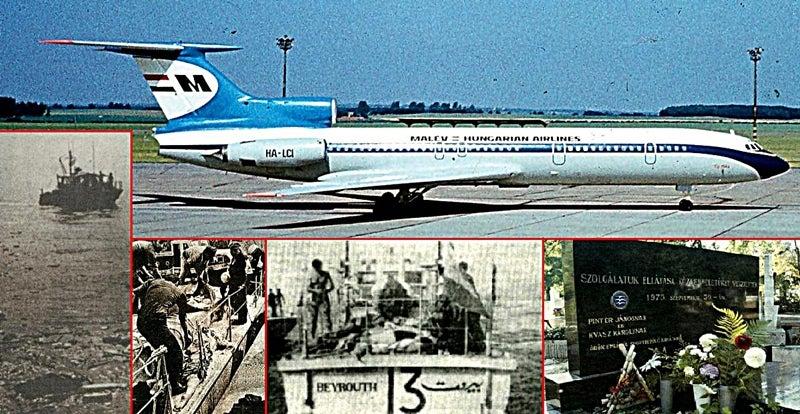 Jó-jó, de miért hiányzott a bejrúti magyar légikatasztrófa a listáról?