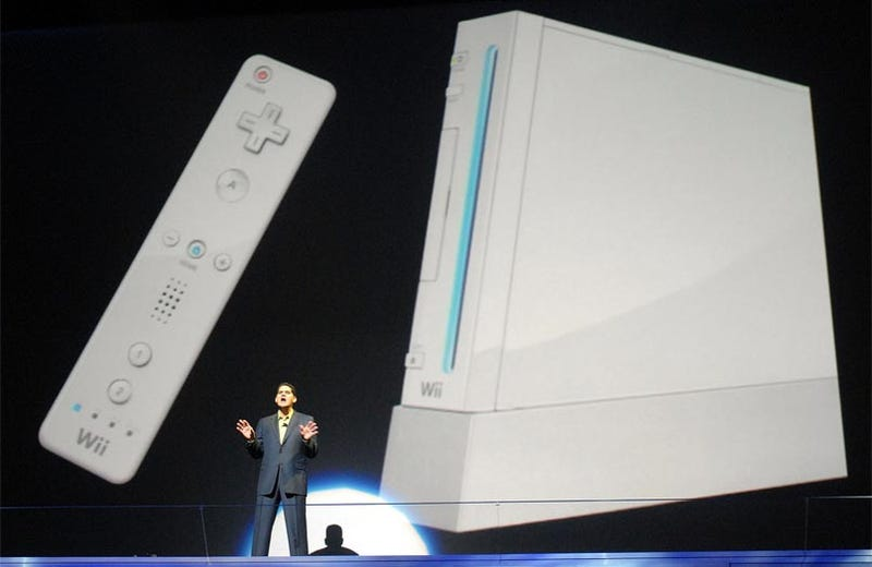 Nintendo Sells A Staggering, Industry-Saving 2.04 Million Wiis In Nov.