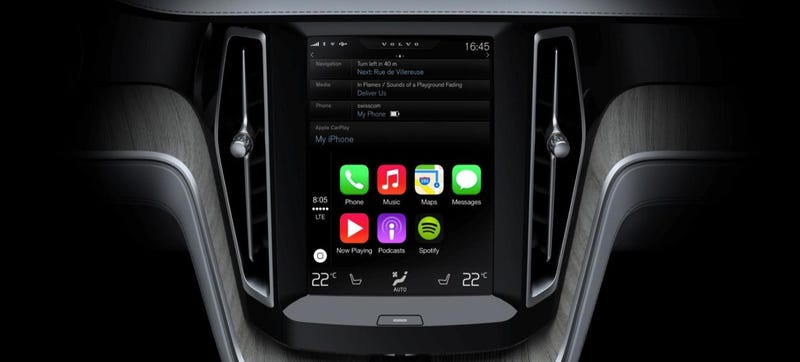 Apple CarPlay Isn't The Answer In The Auto User Interface Battle