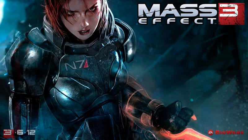 Meet Your New, Official Female Commander Shepard