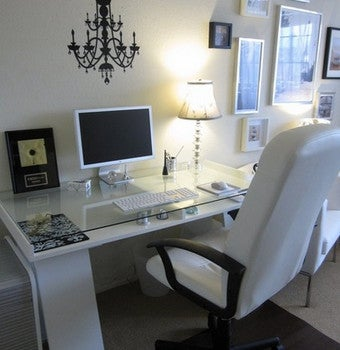 The Office Stylist's Workspace