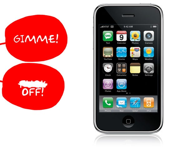 Are You Going to Get the iPhone 3G?