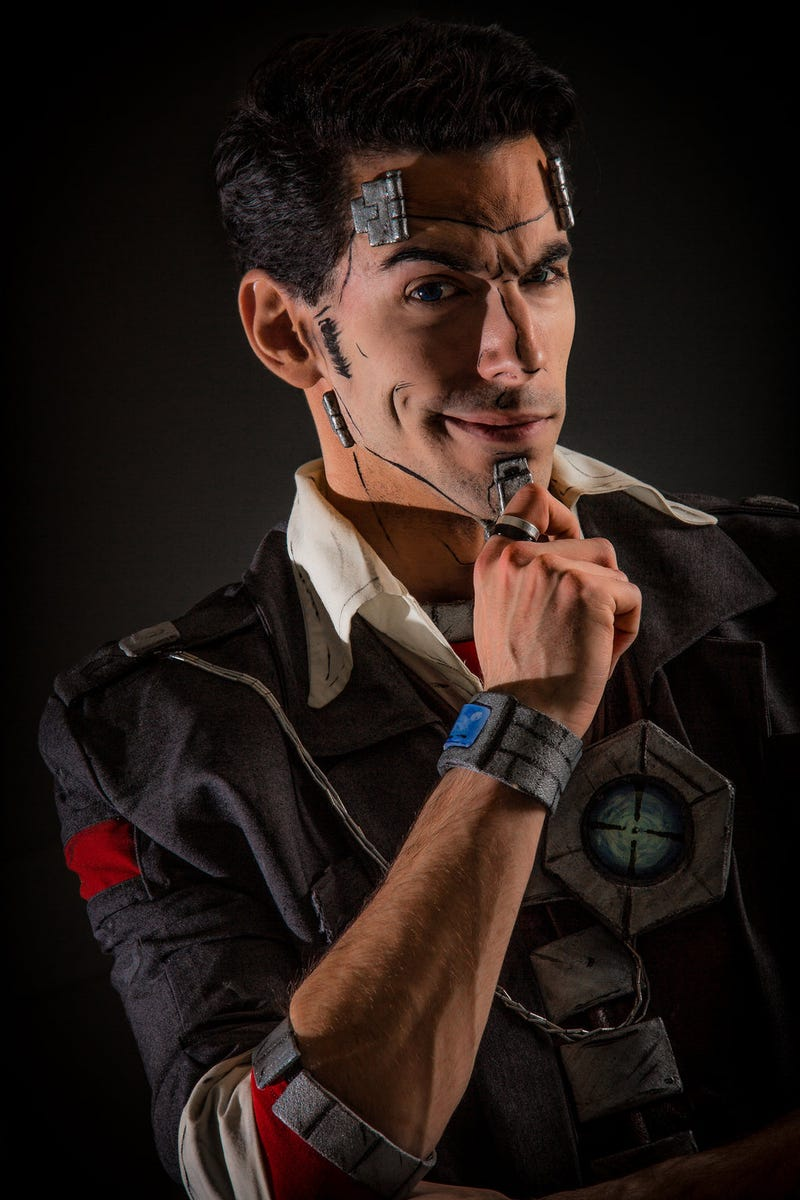 Yes, Handsome Jack, You're Very Handsome