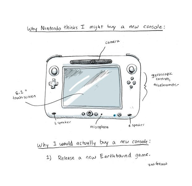 Why the Wii U Is Missing the Point