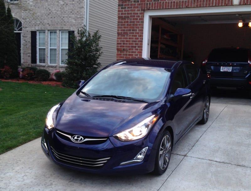 Got a New Car