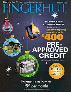 how to get a free fingerhut catalog