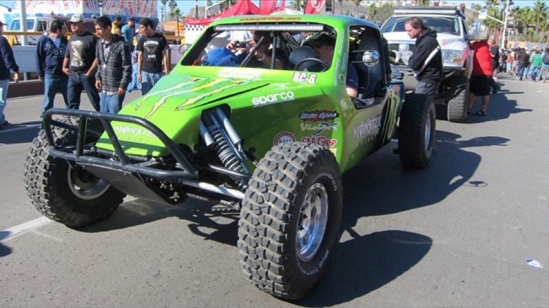 Top Gear Magazine Has A Team In The Baja 1000
