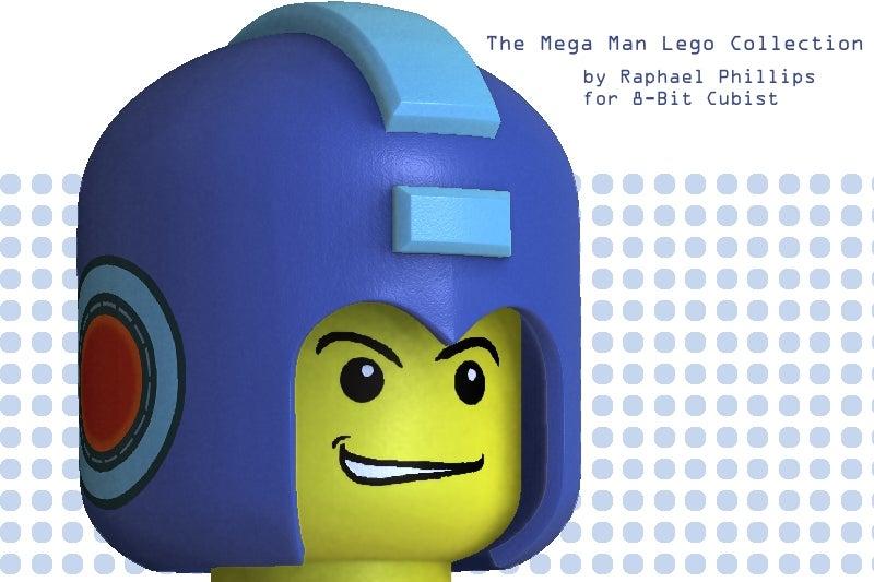 Imagining A Lego Mega Man