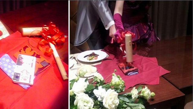 Japanese Groom Ritually Destroys Love Plus Save Data on His Wedding Day