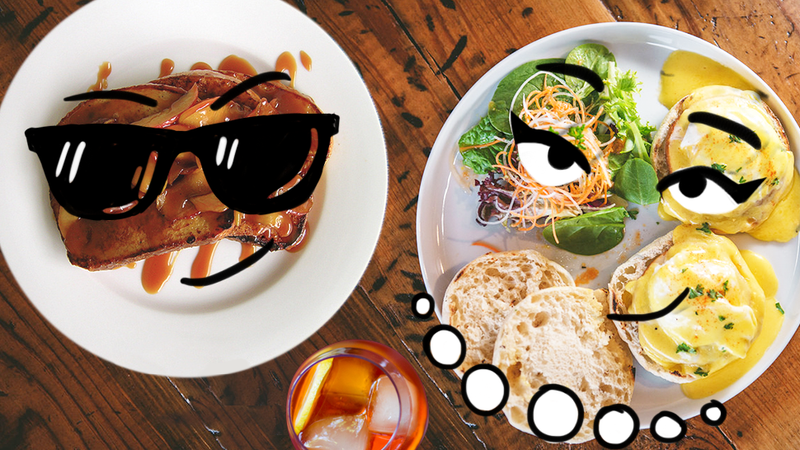 Your Brunch Order Is the Window to Your Soul