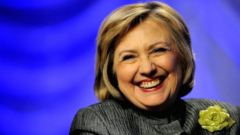 Hillary Clinton Continues Her Presidential Tease-Fest
