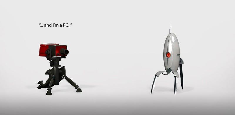 Portal 2 Coming To A Mac Near You