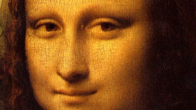 Ten pseudo scientific theories about the mona lisa 39 s smile for Can you buy the mona lisa