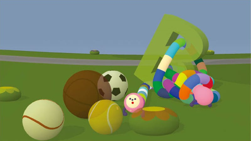 Katamari Creator's New Game Dated, Priced