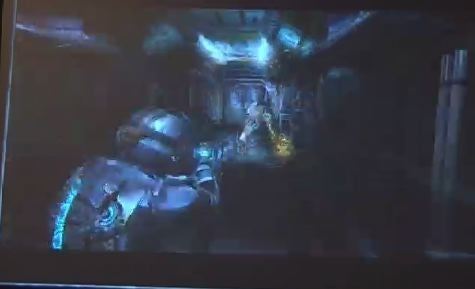 Dead Space 2 First Look: Isaac on a Train