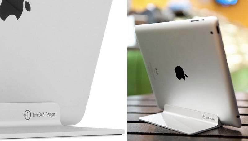 Magnus Is One Beautiful Low-Profile Magnetic iPad Stand