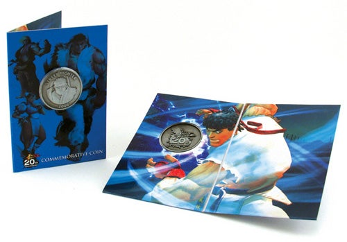 GameCrazy Offers Street Fighter Coinage For SFIV Pre-Orders