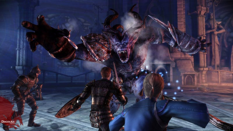 Dragon Age: Origins Ogres Are Not Loveable