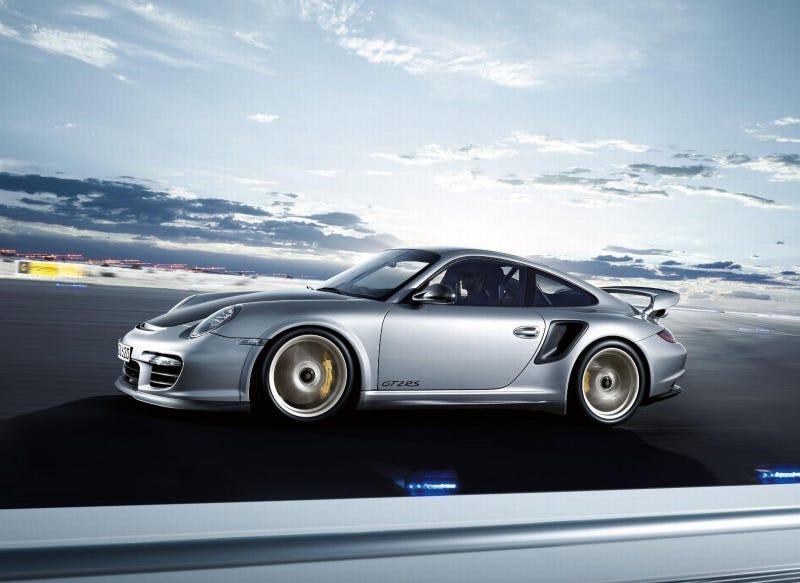 Porsche 911 GT2 RS: The Fastest Street-Legal Porsche Ever