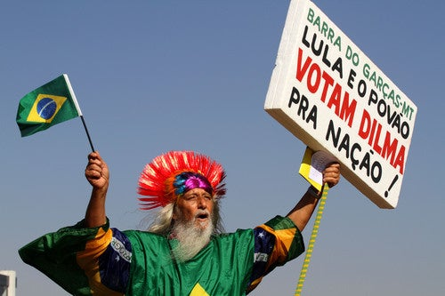Happy Independence Day, Brazil!