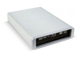 Lacie d2 External Blu-ray Drive Now Burns at 4x Speeds