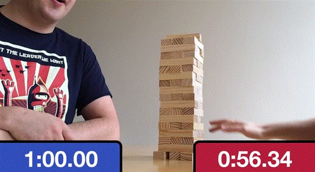 After 32 Years, Jenga Has Been Improved