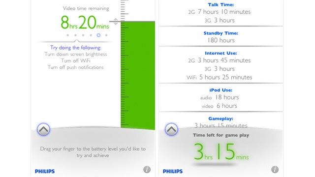 Philips Has a Free App To Battle iPhone Battery Woes