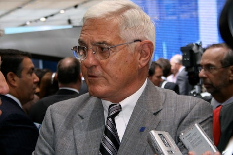 Bob Lutz: CAFE 35 will increase price of GMs $6,000