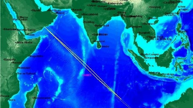 "Researchers May Have ""Heard"" Flight MH370 Crash Into The Indian Ocean"