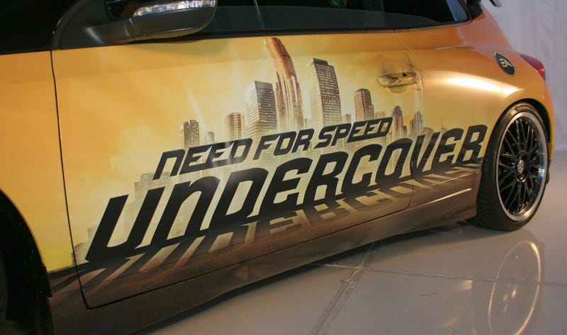 Affen-Geil! Need For Speed Undercover VW Scirocco