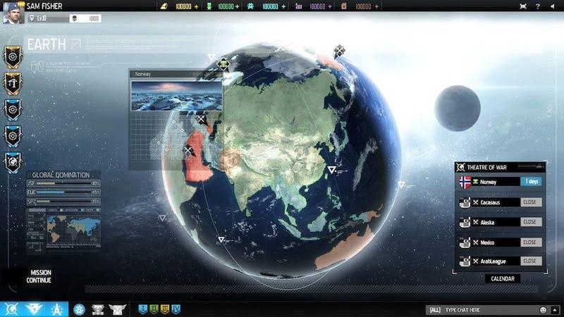 EndWar Returns As A Surprisingly Fun Tower-Defense Game