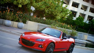 Is It Time For A New Mazda MX-5?