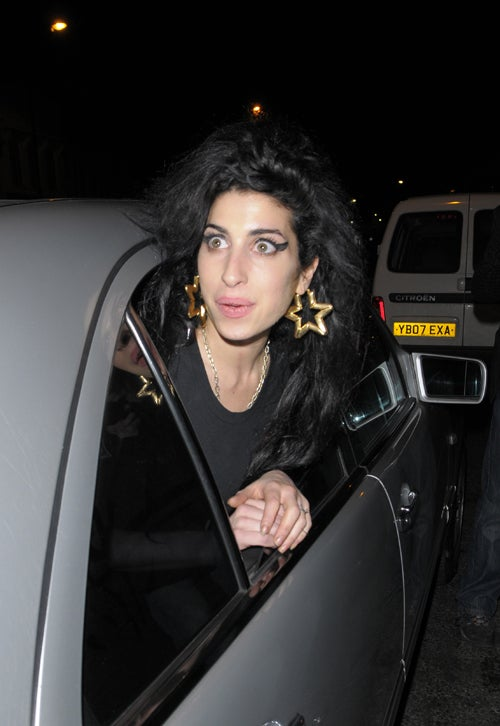 "Amy Winehouse: ""OMG. WTF?"""