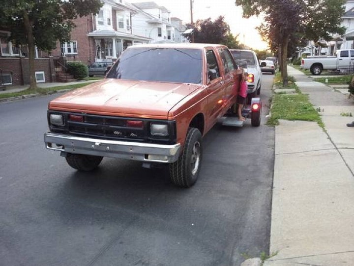 How About $3,000 For A Double Take 1988 Chevy S10