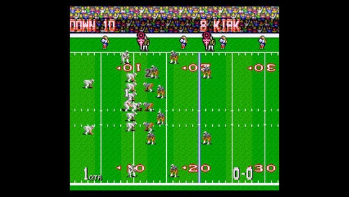 Forget About a Patch for Tecmo Bowl Throwback